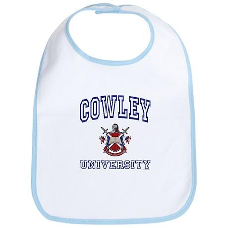 COWLEY University Bib