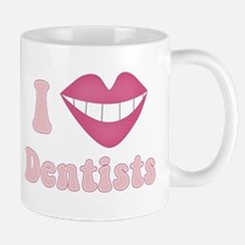 I Heart Dentists Mug