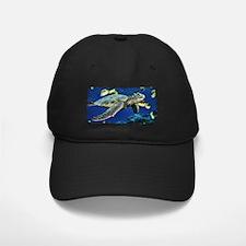 Green Sea Turtle Baseball Hat