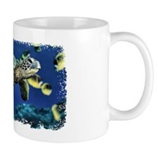 Green Sea Turtle Small Mug