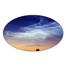 Noctilucent cloud Decal