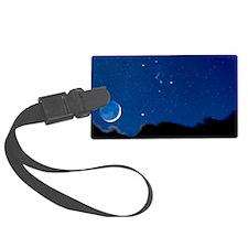 Night sky Luggage Tag