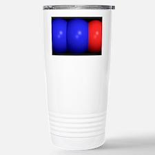 Nitrous oxide molecule Stainless Steel Travel Mug