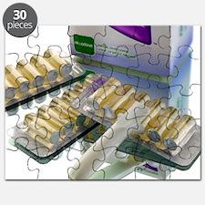 Nicotine inhalator Puzzle