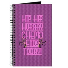 last day of chemo Journal
