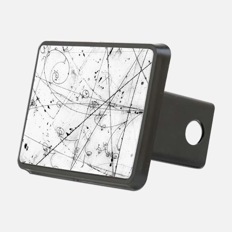 Neutrino particle interact Hitch Cover