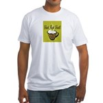 Hot Hot Hot Coffee 2 Fitted T-Shirt