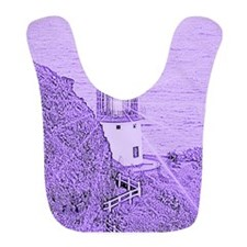 Lighthouse Art Bib
