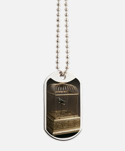 Music box Dog Tags