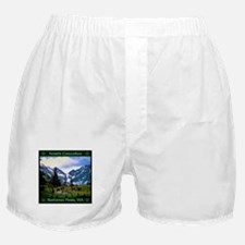 North Cascades National Park Boxer Shorts