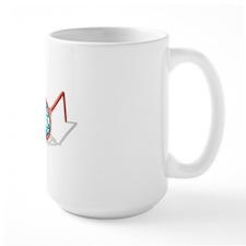 Nanotechnology research, artwork Mug