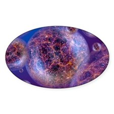 Multiverse, artwork Decal