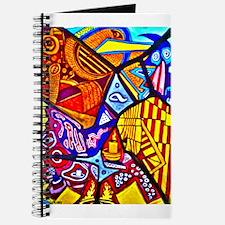 Modern Abstract Art Journal