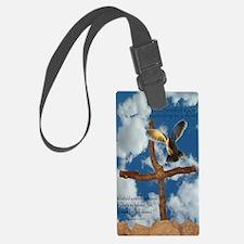 Spirit of God like a Dove Luggage Tag