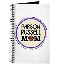 Parson Russell Dog Mom Journal