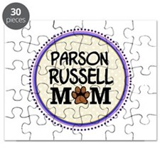 Parson Russell Dog Mom Puzzle