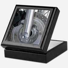 Motorcycle disc brake Keepsake Box