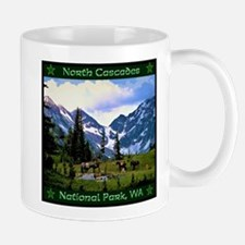 North Cascades National Park Mugs