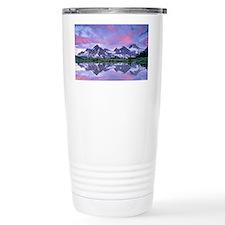 Mount Assiniboine, Canada Travel Mug