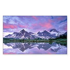 Mount Assiniboine, Canada Decal