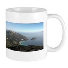 Moonrise over Mallorca Mug