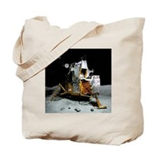 Moon landing, 21 July 1969 Tote Bag