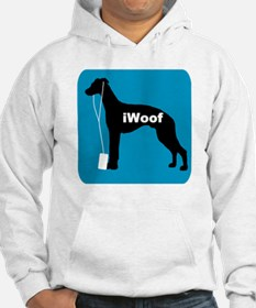iWoof Whippet Hoodie