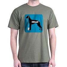 iWoof Whippet T-Shirt