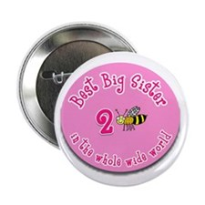 Big Sister 2 bee Button