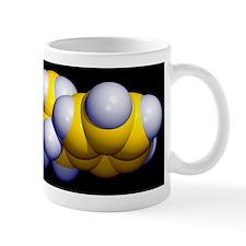 Methamphetamine molecule Mug