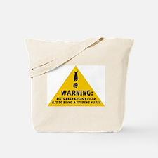 Disturbed Energy Field Tote Bag
