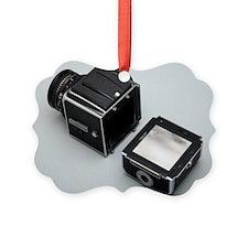 Medium format film camera Ornament