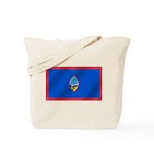 Guam Island State Flag Tote Bag