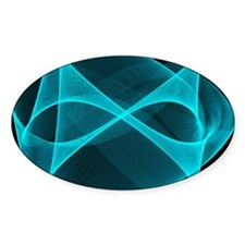 Mathematical model Decal