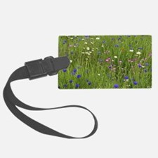 Meadow flowers Luggage Tag