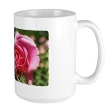 American Beauty Pink Rose Mug