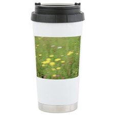 Meadow flowers Travel Mug