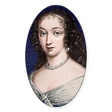 Marguerite de la Sabliere, arts pat Decal