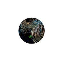 Mangrove roots Mini Button