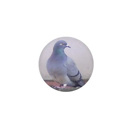 Random Pigeon Mini Button (100 pack)