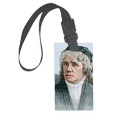 Maria Mitchell, US astronomer Luggage Tag