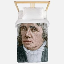 Maria Mitchell, US astronomer Twin Duvet
