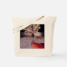 Male sex hormone Tote Bag