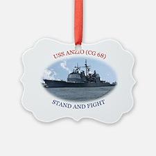 USS Anzio_4 Ornament