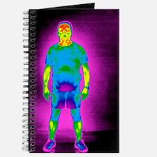 Man, thermogram Journal