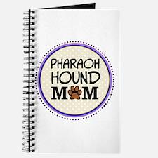 Pharaoh Hound Dog Mom Journal