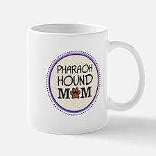 Pharaoh Hound Dog Mom Mugs