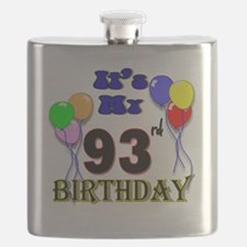 93rd birthday Flask
