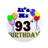 93rd birthday Single