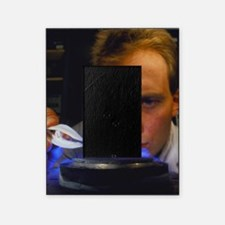 Magnetic levitation of superconducto Picture Frame